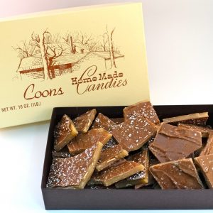 Hand Made World Famous Toffee